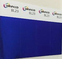 BL23 Azul Estampado Univacco