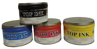Tintas TOP INK